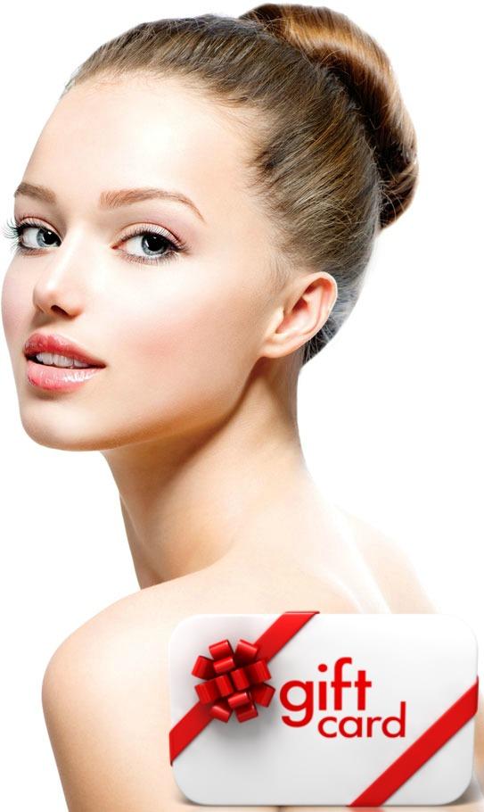 skin clinic care gift card