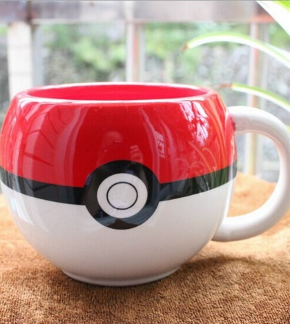 Pokemon Go Coffee Mug