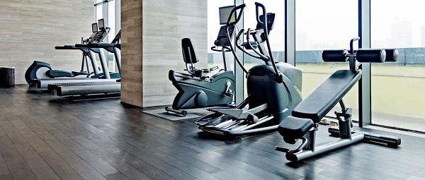 Fitness Equipment Shop