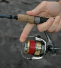 Fishing Rod, Reel and Mono Line