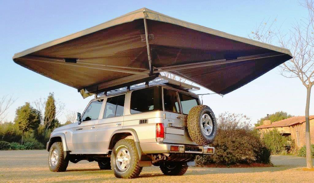 What Type of Awning is Best for Your 4WD? - Right Time to ...