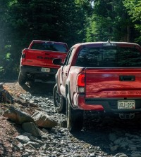 Colorado exhaust system