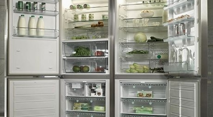 commercial grade refrigerator freezer