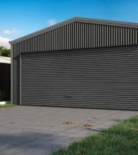 6m x 3m shed