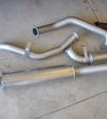 100 series landcruiser exhaust