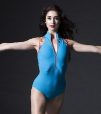 ladies leotard