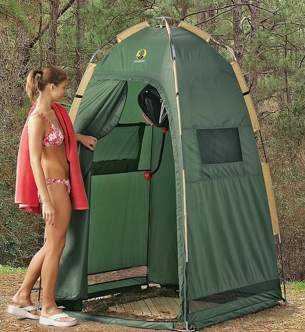 Camping-Shower