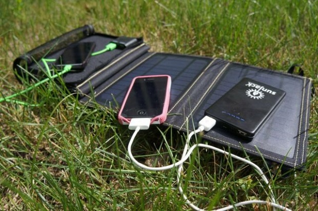 Gadgets-solar-charger