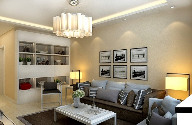 modern led lighting for living room