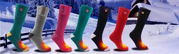 global vision heated socks