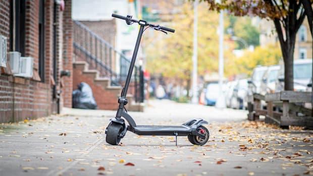 escooter range