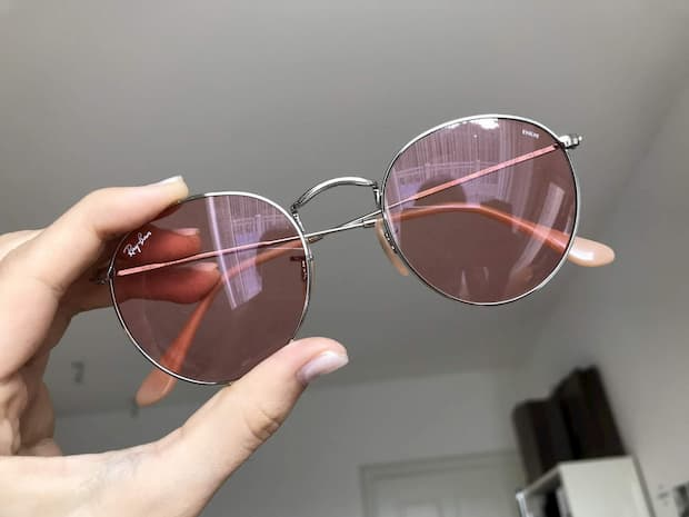 evolve ray ban sunglasses
