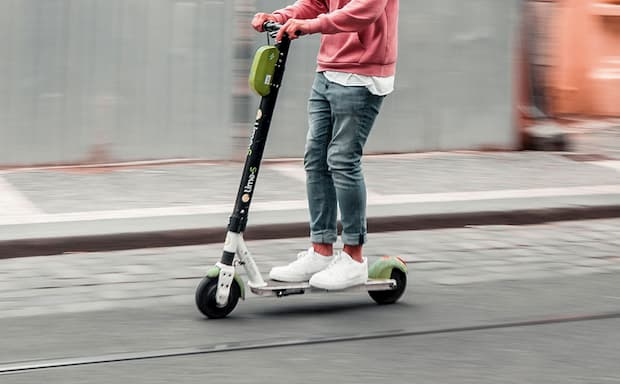 speed e-scooter