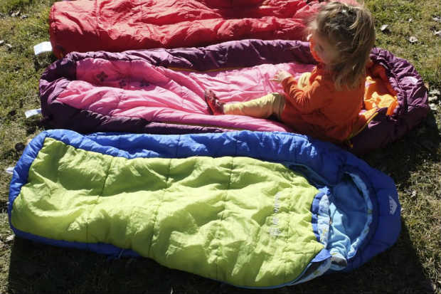 childrens sleeping bags