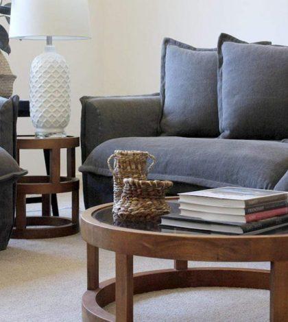 gray sofa for living room