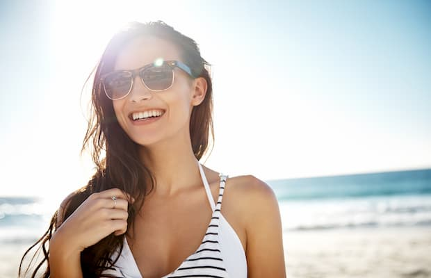 protecting eyes from UV rays