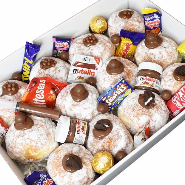 edible gift box surprise