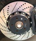 audi rear brake pads