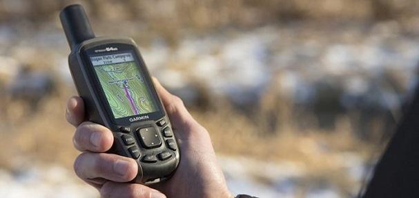 handheld GPS navigation devices