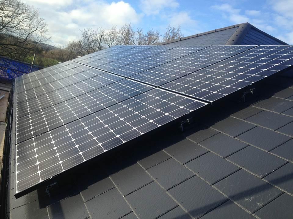 lg mono plus solar panel