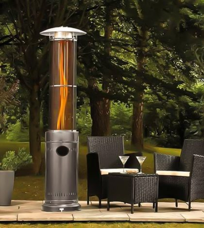 gas heater for patio outdoor