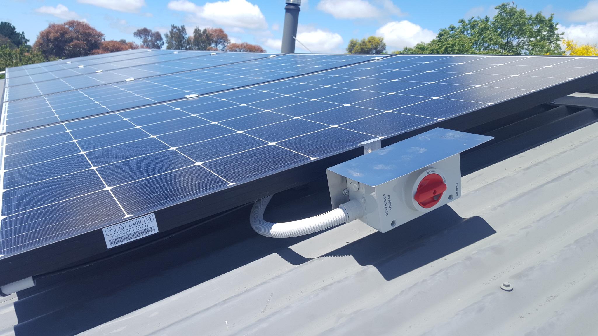 solar panel installers geelong
