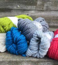Chunky Wool Yarn