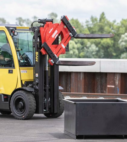 hyster-forklift-rotator-attachment