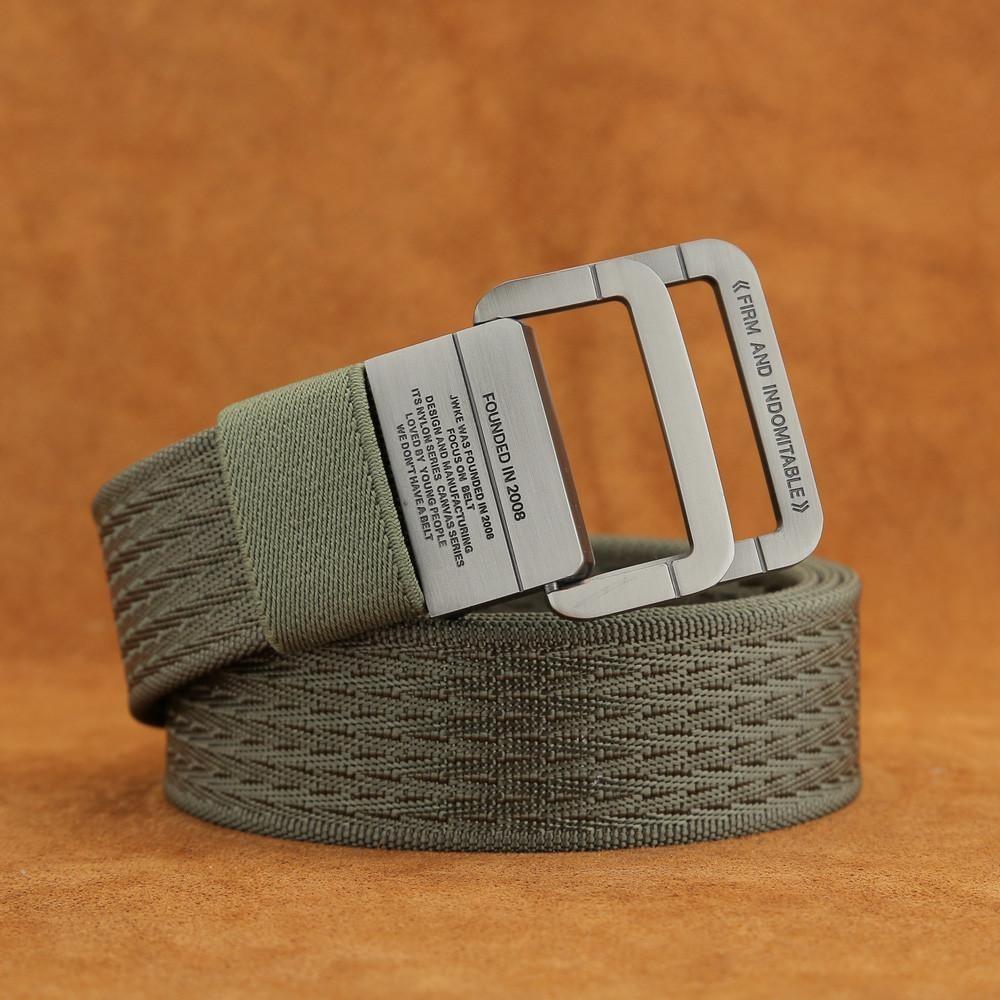 tactical belt material