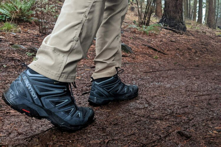 All of this is even more true when you are getting footwear for long hikes and walks, which you will wear for long periods of time. Even the best hiking shoes can be very uncomfortable if they are too wide, too tight, too big or too small