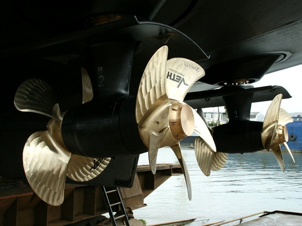 Electric-Bow-Thruster