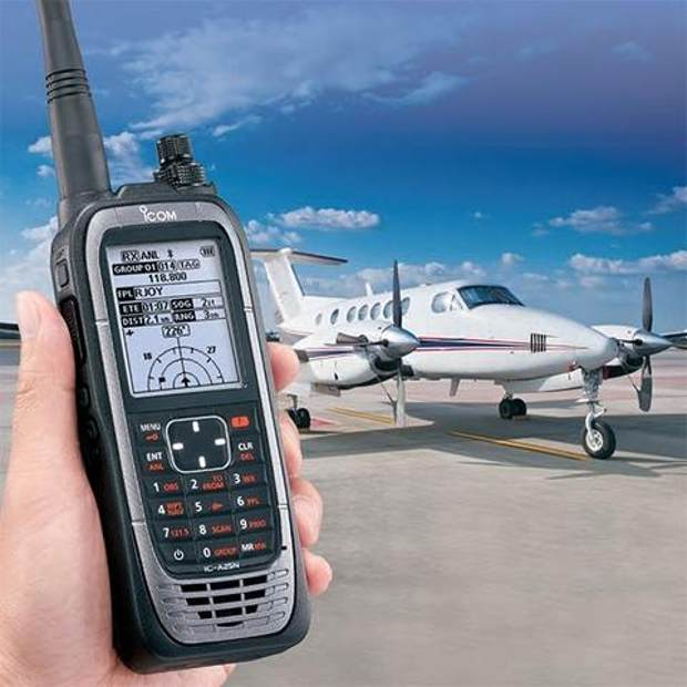 aircraft radio scanner handheld